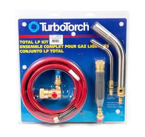 Victor Turbo Torch TurboTorch®Pro Line Torch Kit for Victor Turbo Torch Map-Pro MG9-14.1 TLP1