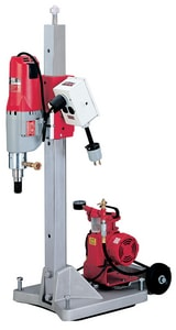 Milwaukee 26-1/4 in. Large Base Diameter Copper Revival Rig M412022