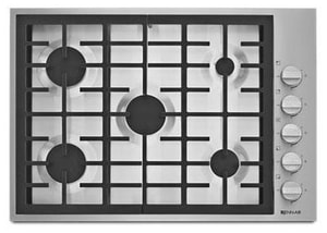 Jennair 30 in. 5-Burner Gas Cooktop JJGC7530B