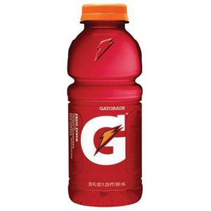 Gatorade™ Wide Mouth Bottle Drink (Case of 24) QOC3286