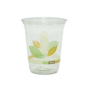 Solo Bare™ Plastic Cold Cup (Case of 1000) SCCRTPBB