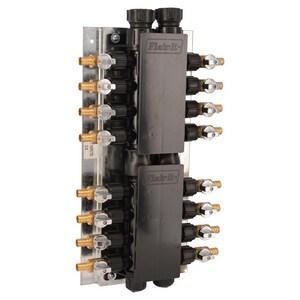 Sharkbite Barbed Brass Manifold SRM227