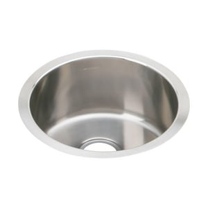 Elkay The Mystic® 16-3/8 x 16-3/8 x 7 in. Single-Bowl Bar Sink EEGUH16FB
