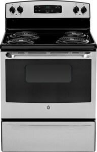 General Electric Appliances 30 in. Electric Standard Clean Free Standing Rang GJBS27RF