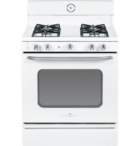 General Electric Appliances Artistry™ 30 in. 4.8 cf 4-Burner Natural Gas Freestanding Range GAGBS45DEFS
