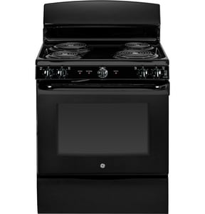 General Electric Appliances 30 x 28-3/4 in. Electric Self Clean Free Standing Range GJB450DF
