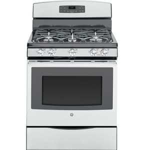 General Electric Appliances 30 in. Free Standing Gas Convection Range GJGB650SEF