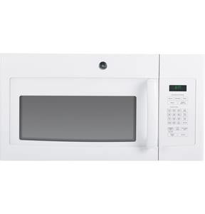 General Electric Appliances 29-7/8 in. 1.7 cf Over The Range Microwave Oven with External Vent GJVM6170DF