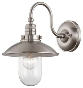Minka-Lavery Downtown Edison 60W 1-Light Wall Sconce M71162