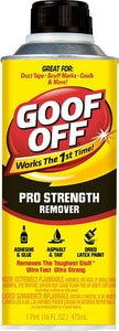 W M Barr Goof Off® Goof Off Professional Strength Removable BFG654