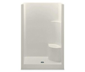 Aquatic Industries Everyday 48 x 34-3/4 in. Shower A1483OSLBI