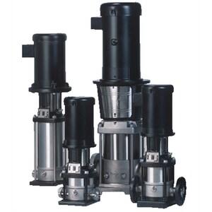 Grundfos 3 hp 230/460 V Booster Pump G96523714