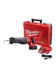 Milwaukee Sawzall® M18 Fuel Sawzall Reciprocating Saw Kit M272021