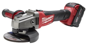 Milwaukee M18™ 4-1/2 in. Grinder Slide Switch Lock-On Kit M278122