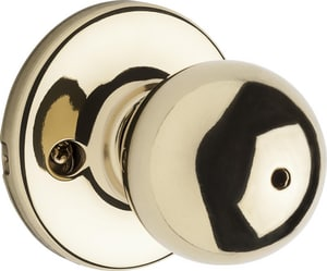 Kwikset Polo® Privacy Door Knob K300P36ALRCS