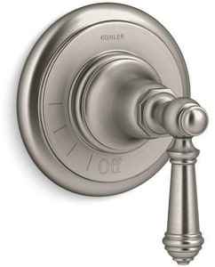 Kohler Artifacts® Volume Control Valve Trim Only with Single Lever Handle KT72771-4-BN