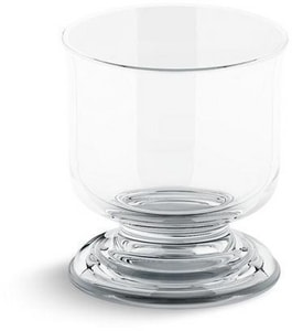 Kohler Artifacts® Glass Wall Mount Tumbler K98631-NA