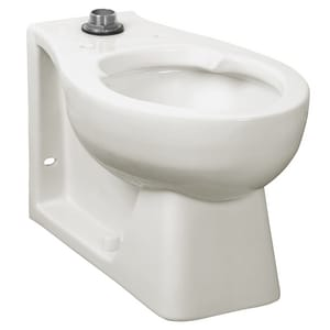 American Standard Huron® Elongated Toilet Bowl in White A3312001020