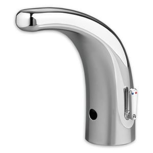 American Standard Selectronic® 1-Hole Integrated Proximity Faucet Ceramic in Polished Chrome A7056205002