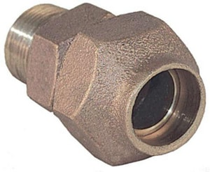 Elkhart Products Corporation Flared Brass Adapter CCFLMALF