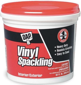 DAP 1 qt Vinyl Spackling DAP12132