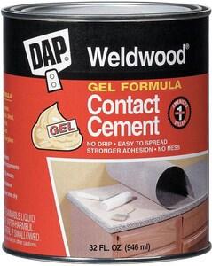DAP Weldwood® Gel Formula Contact Cement in Tan D2531