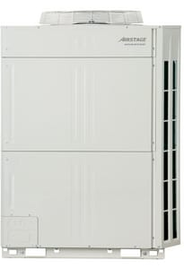 Fujitsu Airstage™ V-II R-410A VRF Outdoor Heat Pump with Heat Recovery System FAOUATLBV