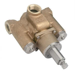Symmons Industries TempControl® Female NPT Inlet 1 in. Outlet TempControl Thermostatic Mixing Valve SYM7400