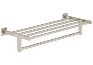 Symmons Industries 22 in. Towel Bar with Shelf SYM363TS22