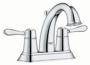 Grohe Fairborn Double Lever Handle Centerset Lavatory Faucet G20424