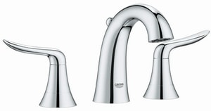 Grohe Agira Double Lever Handle Centerset Lavatory Faucet G20425