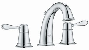 Grohe Fairborn Widespread Lavatory Faucet with Double Lever Handle G20423
