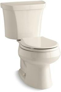 Kohler Wellworth® 1.6 gpf Round Toilet K3987-RA