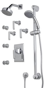 Rohl Caswell™ Shower Package RCAKIT46LM