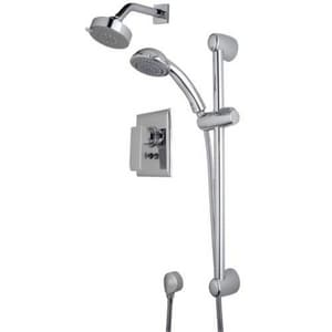 Rohl Caswell™ Shower Trim with Hand Shower RCAKIT30LM