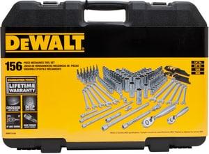 Dewalt 156-Piece Socket Set Drive DDWMT72164