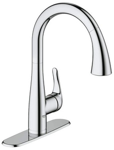 Grohe Elberon 1.75 gpm Pull-Down Kitchen Faucet G30211