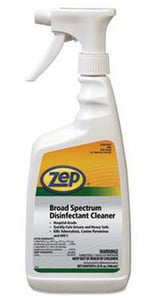 Zep Germicidal Disinfectant Cleaner ZPPR023