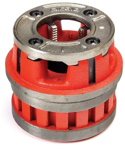 Ridgid 1 in. Alloy NPT Die Head Compact R36900