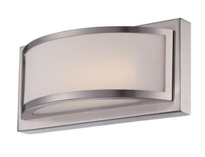 Nuvo Lighting Mercer 4.8W 1-Light Up Light Wall Sconce N62317