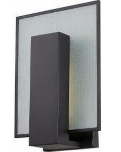 Nuvo Lighting Signal 3-3/8 in. 4.8W 1-Light Wall Sconce N6214
