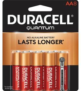 Duracell Quantum 1.5V Quantum Battery DQU1500B8BCD
