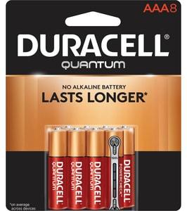 Duracell Quantum 1.5V AAA Quantum Battery DQU2400B8CD