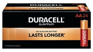 Duracell 1.5V AA Bulk Quantum Battery DQU1500BKD