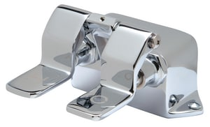 Zurn Industries AquaSpec® Floor Mount Double Foot Pedal Valve ZZ85500XL