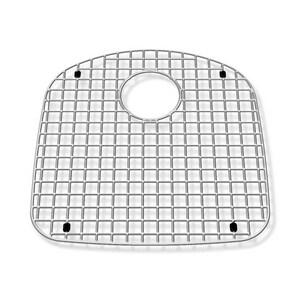 American Standard Prevoir™ 16-1/2 x 17 in. Stainless Steel Bottom Grid Sink Rack A8445161700075