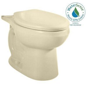 American Standard H2Option® Round Toilet Bowl A3707216
