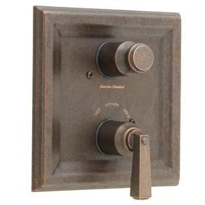 American Standard Town Square® Double Lever Handle Thermostat Valve Trim AT555740