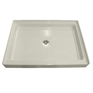 American Standard Single Threshold 60 x 34 in. Shower Base A6034ST222