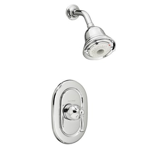 American Standard Quentin™ 2 gpm Pressure Balance Shower Trim with Single Lever Handle AT440507